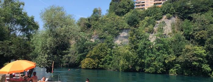 Pointe de la Jonction is one of Geneva.