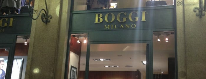 Boggi is one of Rome.