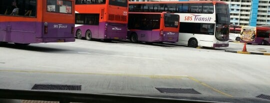 Bedok Bus Interchange is one of Transport SG.