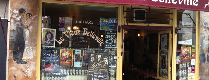 Le Vieux Belleville is one of Posti dove mangiare.