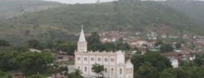 Ubaíra is one of caminho da paz.