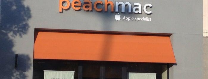 PeachMac is one of big john likes.