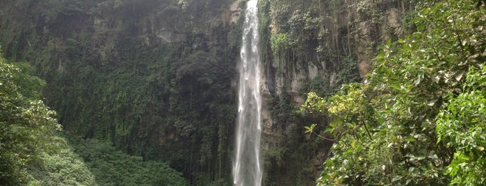 Air Terjun Grojogan Sewu is one of Wisata.