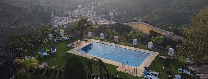 Hotel Cerro de Híjar is one of Restaurantes Malaga.