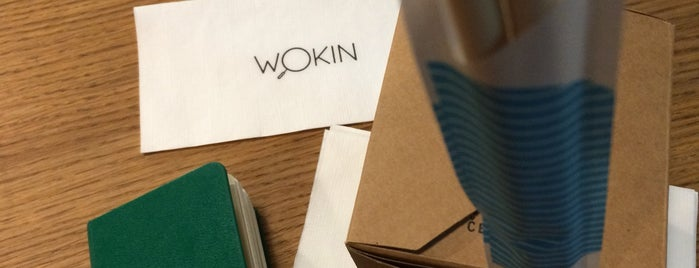 Wokin is one of The 15 Best Trendy Places in Prague.