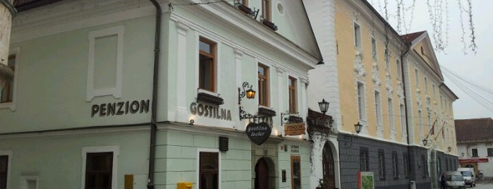 Gostilna & Penzion Lectar (Gingerbread Museum) is one of Slovenia 2013.