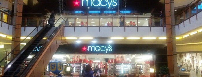 Macy's is one of * Gr8 Dallas Shopping (non-grocery).