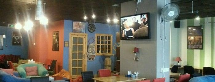 Coffee N' News is one of Amman.