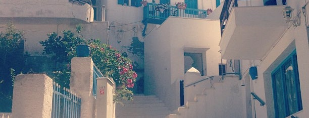 Chora Naxos is one of Part 3 - Attractions in Europe.