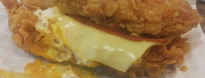KFC is one of like.