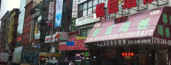China Town Restaurant is one of Locations Discovered.