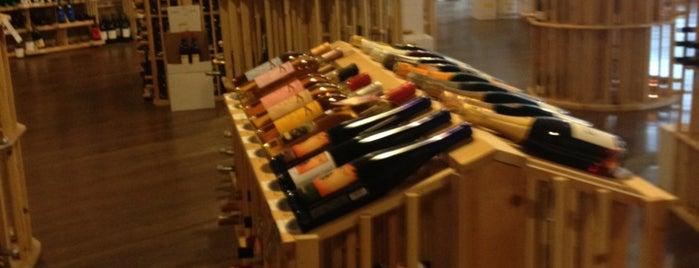 Appalachian Vintner is one of The 15 Best Places for Wine in Asheville.