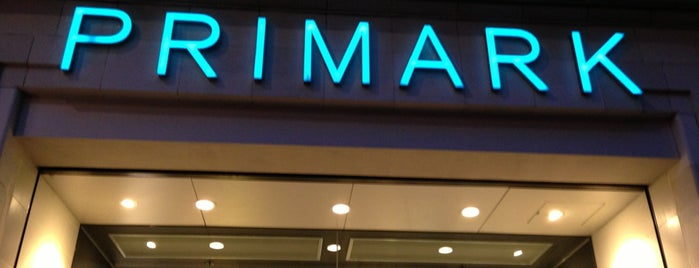 Primark is one of Uk places.