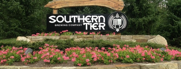 Southern Tier Brewing Company is one of Beer / RateBeer's Top 100 Brewers [2015].