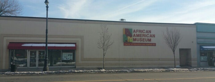 African American Museum is one of Want to visit.