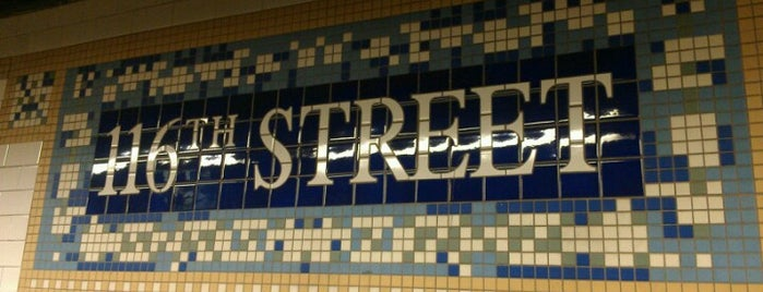 MTA Subway - 116th St (2/3) is one of MTA Subway - 2 Line.
