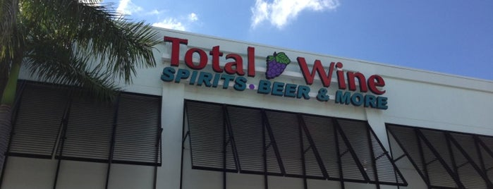 Total Wine & More is one of Miami.