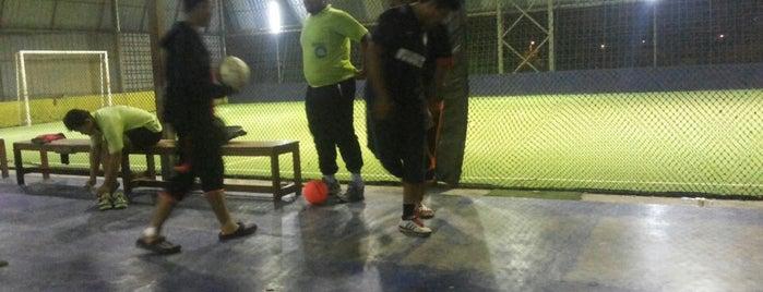 Thadza Futsal Centre is one of Futsal.