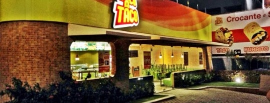 Taco a Taco is one of My food places.