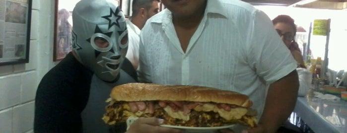 Torteria de Super Astro is one of Guía Changarreando del Reforma.