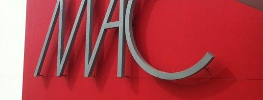 Museu de Arte Contemporânea da Universidade de São Paulo (MAC/USP) is one of Museus e Centros Culturais.