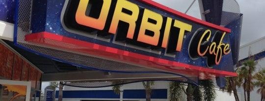 Orbit Cafe is one of Spring Break 2012.