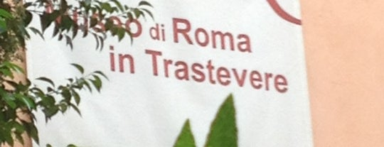 Museo di Roma in Trastevere is one of Rome Lifestyle Guide.