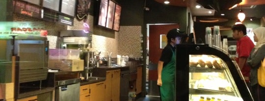 Starbucks is one of Makan @ PJ/Subang(Petaling) #3.