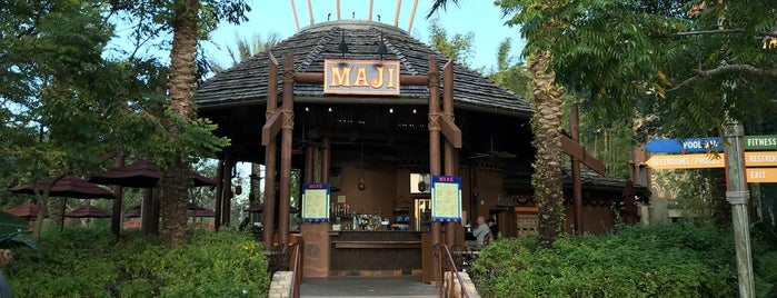 Maji Pool Bar is one of Drink.