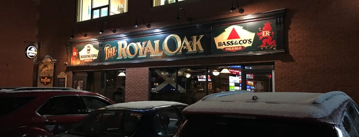 Royal Oak is one of Kanata.