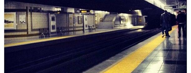 Kızılay Metro & Ankaray İstasyonu (M1 & M2 & A1) is one of Ankara Metro İstasyonları | Ankara Subway Stations.