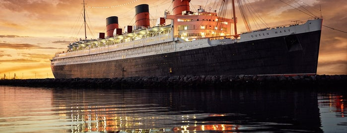 Queen Mary is one of Cool things to see and do in Los Angeles.