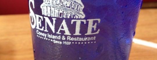 Senate Coney Island Taylor Mi