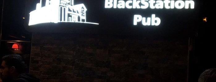 BlackStation Pub is one of Ankara'nın Kaliteli Mekanları.