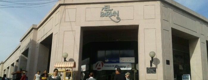 Centro Comercial El Parian is one of Centros Comerciales.