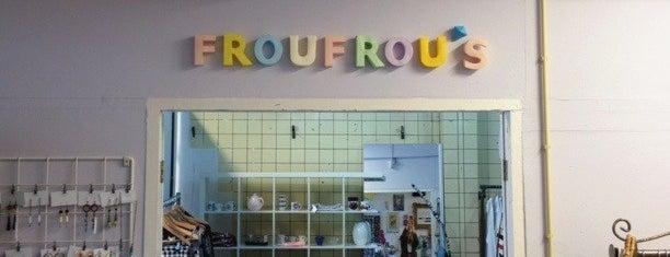 Froufrou's is one of Hotspots in Arnhem by As We Speak.