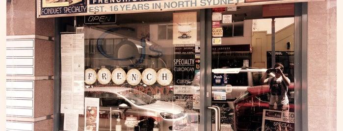 CJ's French & Fondue Restaurant is one of Best of French Restaurants in Sydney.