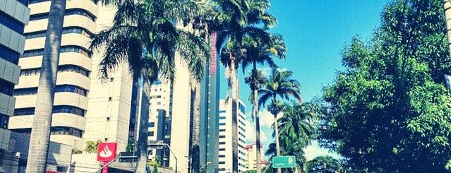 Banco do Brasil is one of Pontos Turisticos Essenciais Goiania.