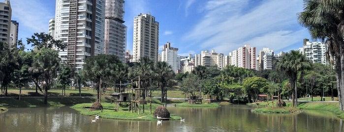 Parque Zoológico de Goiânia is one of Pontos Turisticos Essenciais Goiania.