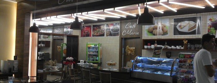 Café Maria is one of Flamboyant Shopping Center.