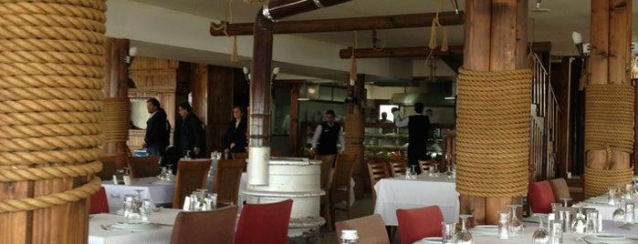 Hanımeli Balık Restaurant is one of Vedat Milor'un önerdikleri.