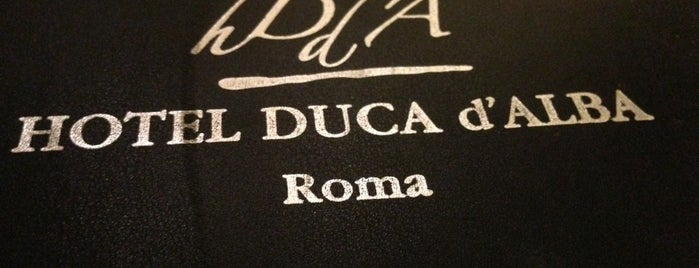 Hotel Duca D'Alba is one of Hotels Round The World.