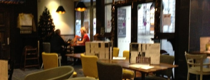 The Hain Line (Wetherspoon) is one of JD Wetherspoons - Part 1.