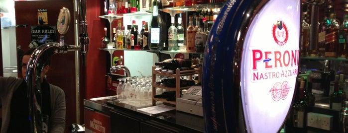 La Piazzetta Bistro & Bar is one of #LoveE1.
