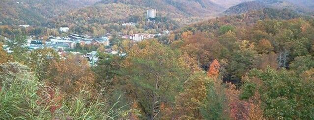 Gatlinburg Overlook is one of Smokey Mountains!!.