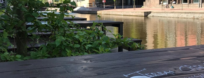 CREA Café is one of Amsterdam.