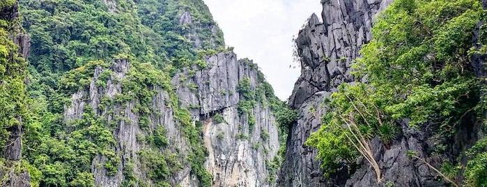 Big Lagoon is one of Filipinler-Manila ve Palawan Gezilecek Yerler.