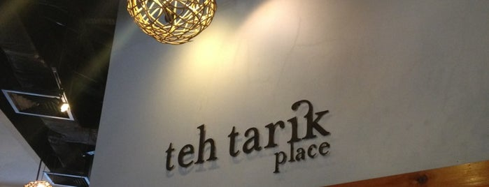 Teh Tarik Place is one of g.