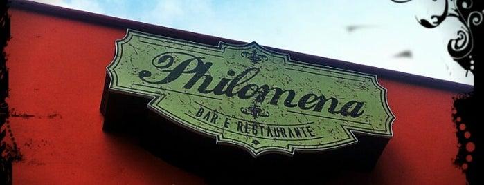 Philomena Bar e Restaurante is one of Coxinha ao Caviar.
