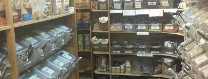 Good Earth Natural Food Co is one of The 15 Best Places for Groceries in Indianapolis.